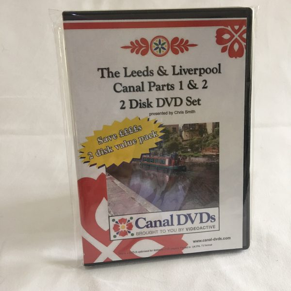 Leeds & Liverpool Canal Parts 1 & 2